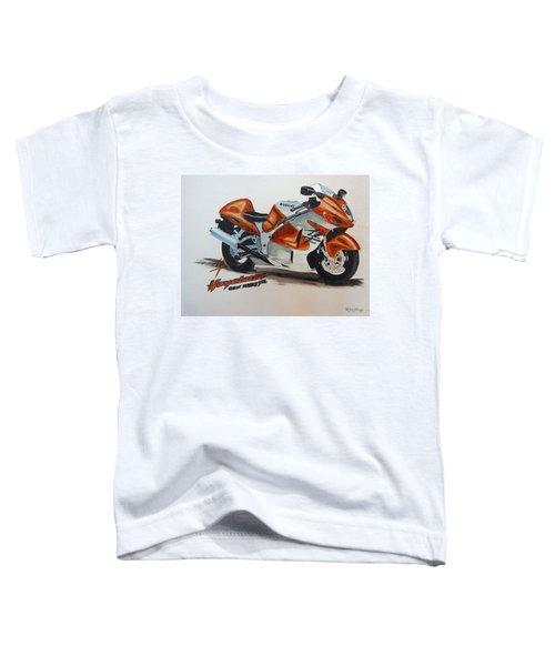Suzuki Hayabusa Toddler T-Shirt