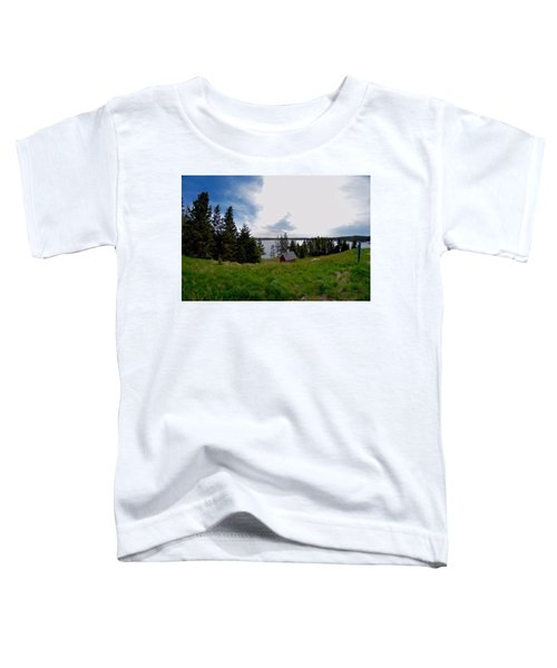 Swans Island Bay Toddler T-Shirt