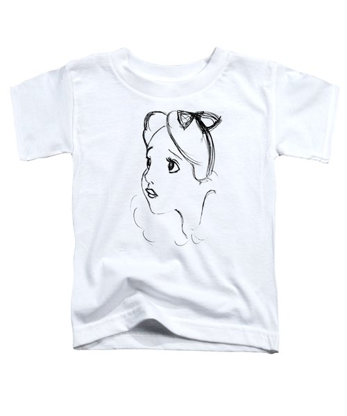 Sweet And Innocent Toddler T-Shirt