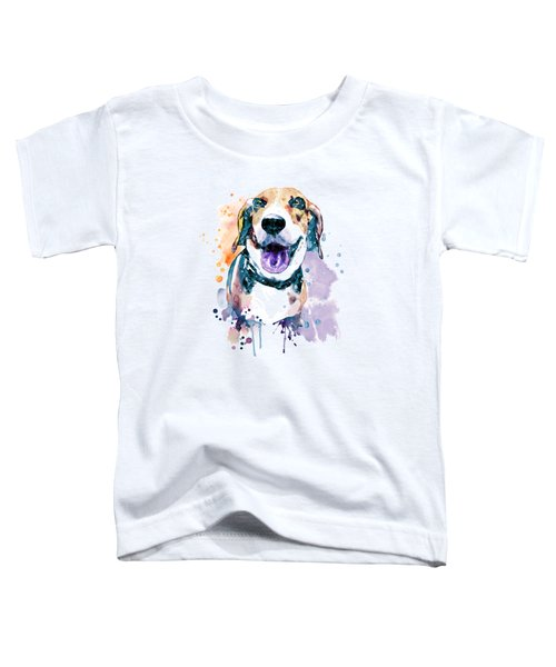 Sweet Beagle Toddler T-Shirt