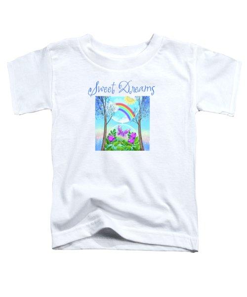 Sweet Dreams Toddler T-Shirt