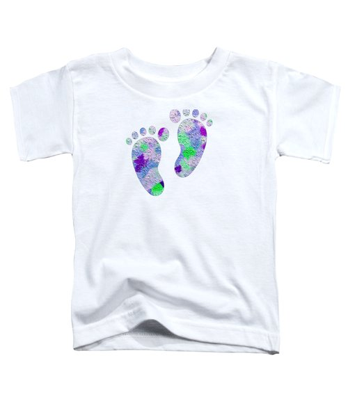 Sweet Feet Toddler T-Shirt
