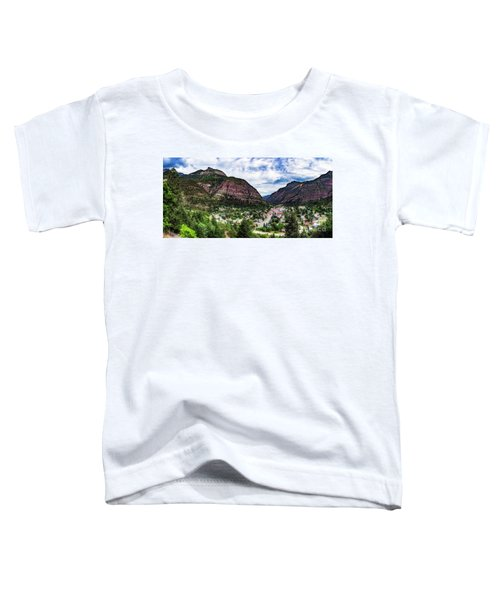 Switzerland Of America Toddler T-Shirt