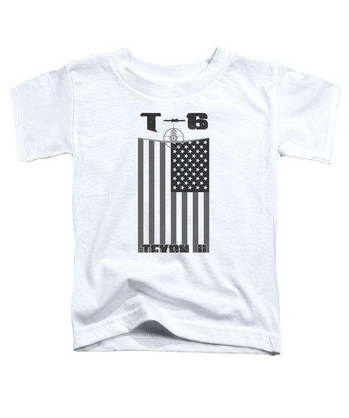 T-6 Patriot Toddler T-Shirt