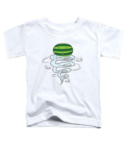 T H E . E L E M E L O N S ______________ A I R M E L O N Toddler T-Shirt
