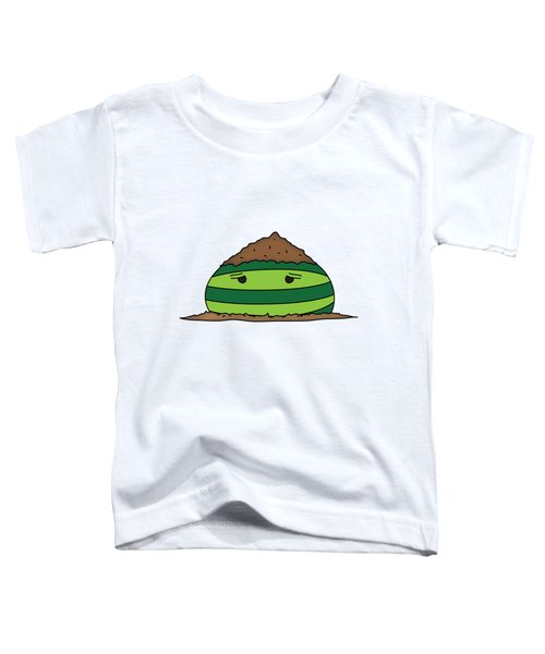 T H E . E L E M E L O N S ______________ E A R T H M E L O N Toddler T-Shirt by H U M E A I M A R T