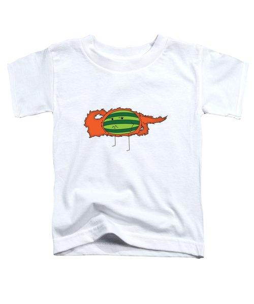 T H E . E L E M E L O N S ______________ F I R E M E L O N Toddler T-Shirt by H U M E A I M A R T