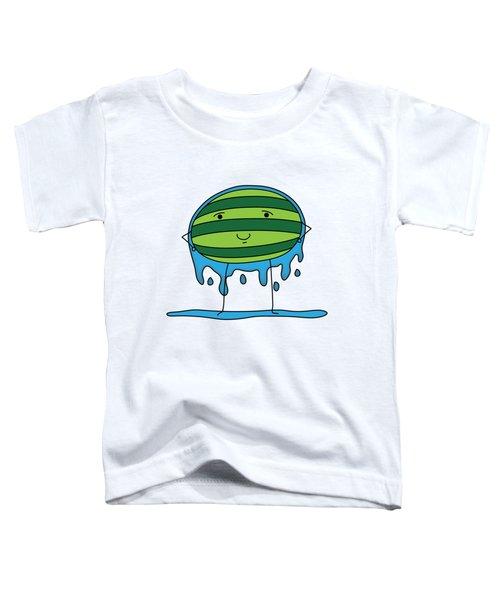 T H E . E L E M E L O N S ______________ W A T E R M E L O N Toddler T-Shirt