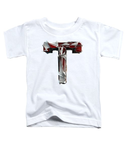 T Is For Tiger Toddler T-Shirt