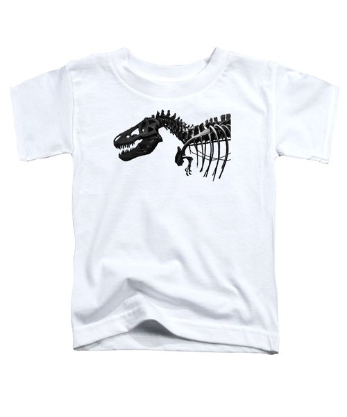 T-rex Toddler T-Shirt by Martin Newman