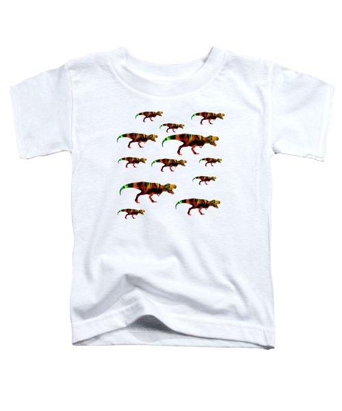 T-rex Pack Toddler T-Shirt