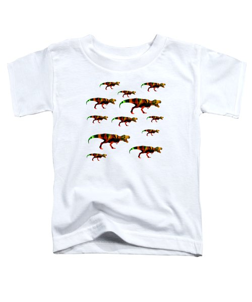 T-rex Pack Toddler T-Shirt