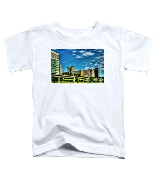Tacoma,washington.hdr Toddler T-Shirt