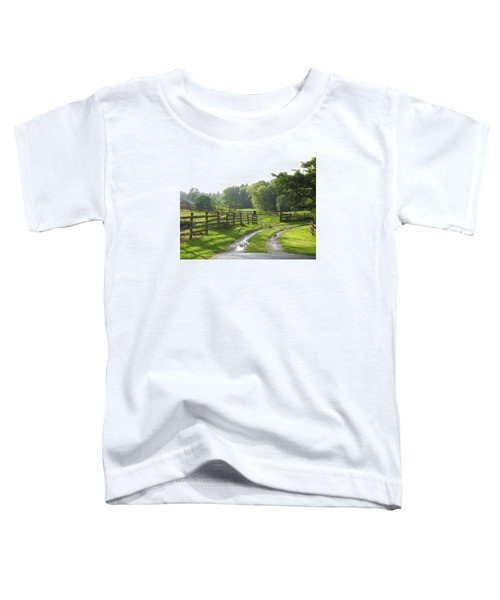 Take A Walk Toddler T-Shirt