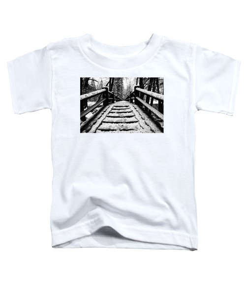 Take A Walk With Me Toddler T-Shirt