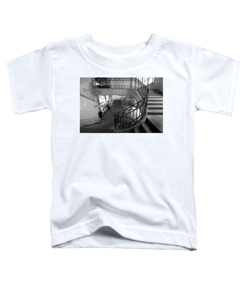 Taking A Photo Inside A Photo Toddler T-Shirt