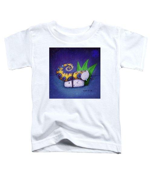 Tako Nigiri Big Excellency Toddler T-Shirt