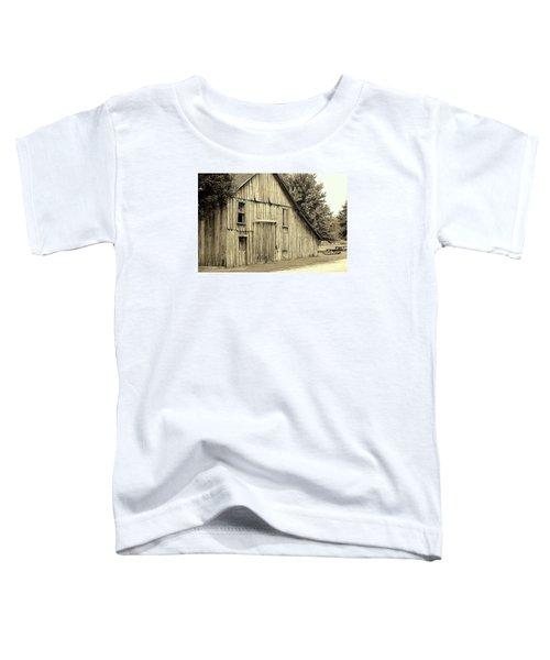 Tall Barn Toddler T-Shirt