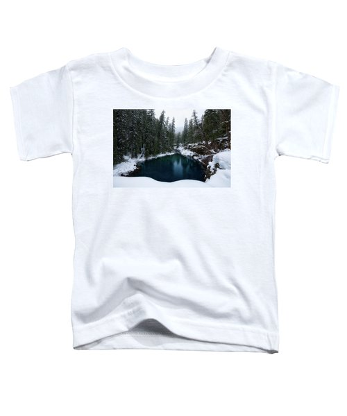 Tamolitch Pool Toddler T-Shirt