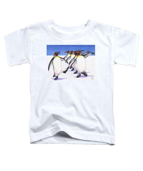 Tappity Tap Toddler T-Shirt
