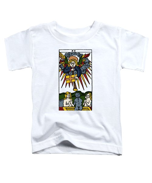 Tarot Card Judgement Toddler T-Shirt
