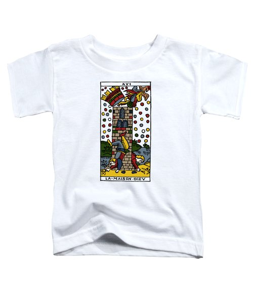 Tarot Card Poorhouse Toddler T-Shirt
