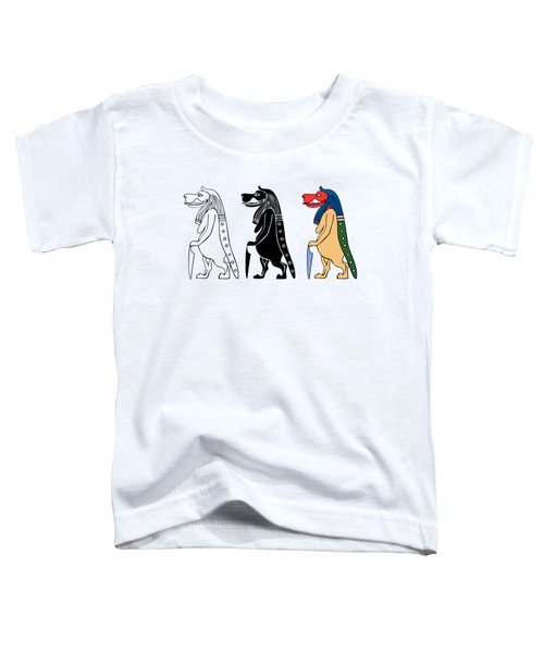 Taweret - Mythical Creature Of Ancient Egypt Toddler T-Shirt