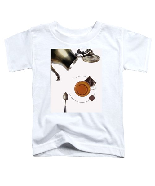 Tea For One Toddler T-Shirt