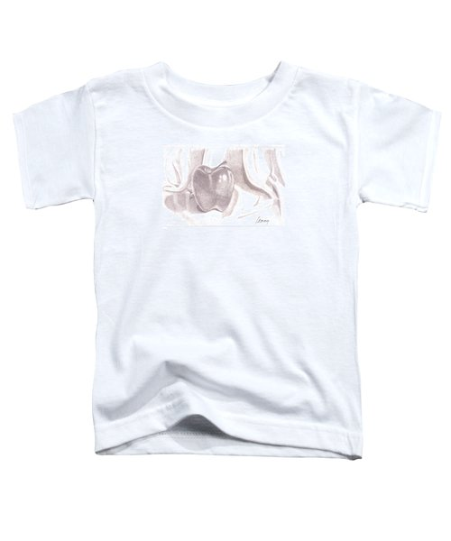 Teacher's Pet Toddler T-Shirt