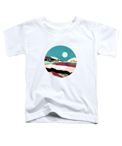 Teal Sky Toddler T-Shirt