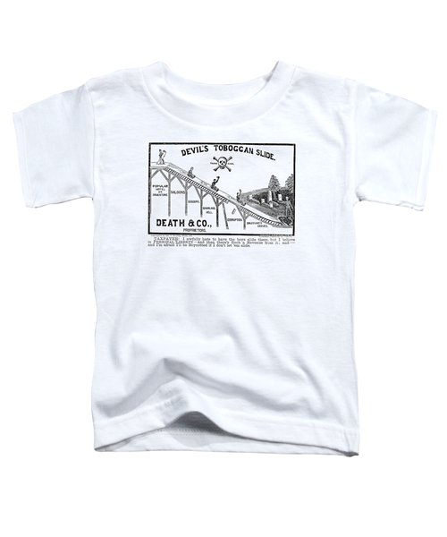 Temperance Movement 1887 Toddler T-Shirt