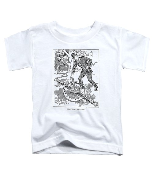 Temperance Movement, 1915 Toddler T-Shirt