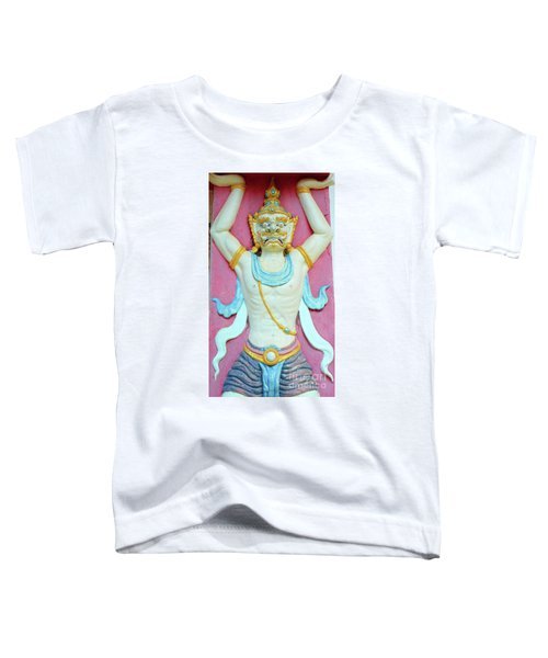 Temple Art In Thailand Toddler T-Shirt