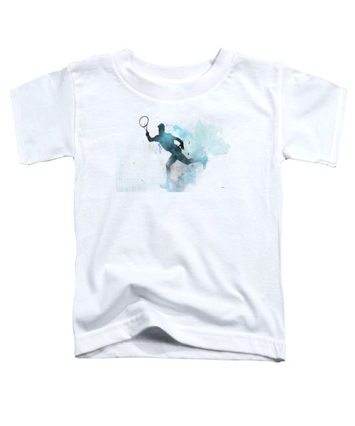 Tennis Player -19 Toddler T-Shirt