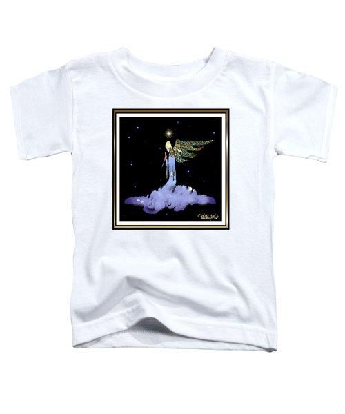 Heavenly Visit Toddler T-Shirt