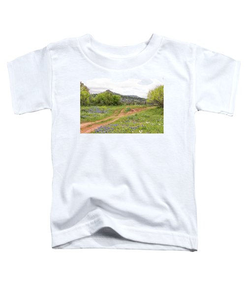 Texas Hill Country Toddler T-Shirt