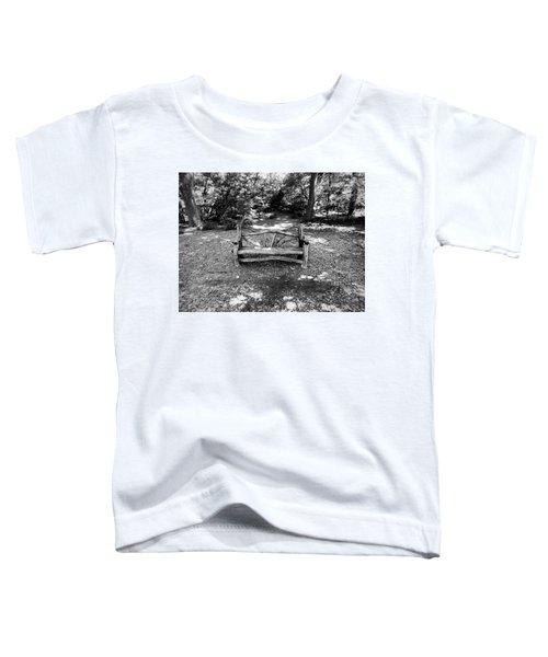 That Weird Bench One Toddler T-Shirt