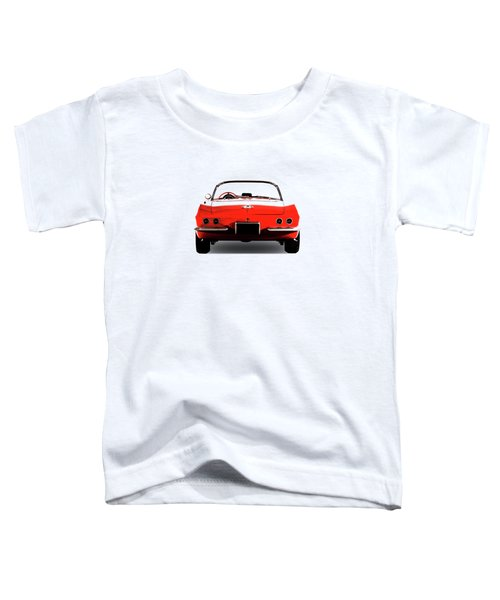 The 62 Corvette Toddler T-Shirt