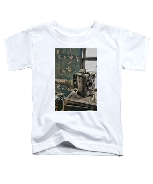 The Abandoned Projector Toddler T-Shirt