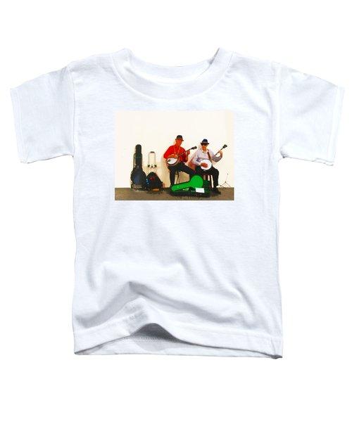 The Banjo Dudes Toddler T-Shirt