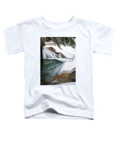 The Basin Side View Nh Toddler T-Shirt