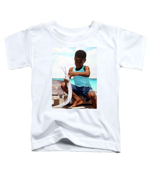 The Big Catch Toddler T-Shirt