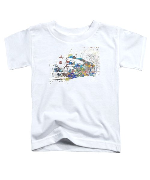 The Big Train Toddler T-Shirt