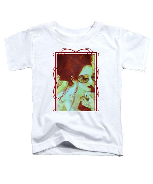 The Bleeding Dream - Self Portrait Toddler T-Shirt