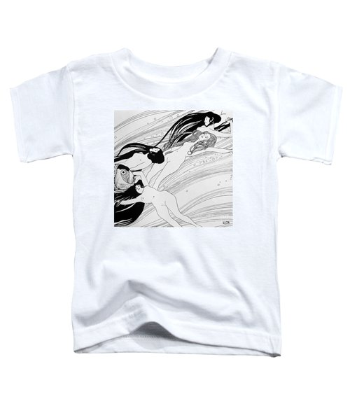 The Blood Of Fish Toddler T-Shirt