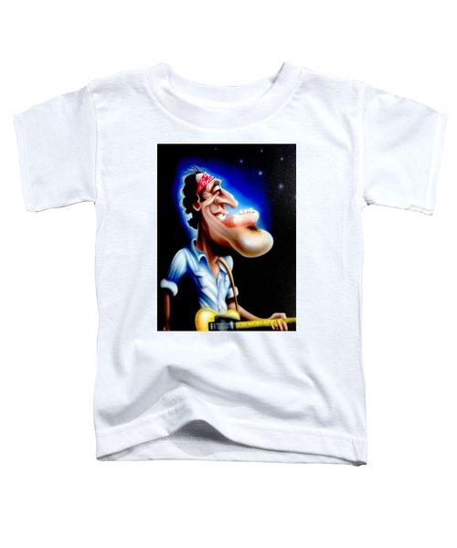 The Boss Toddler T-Shirt
