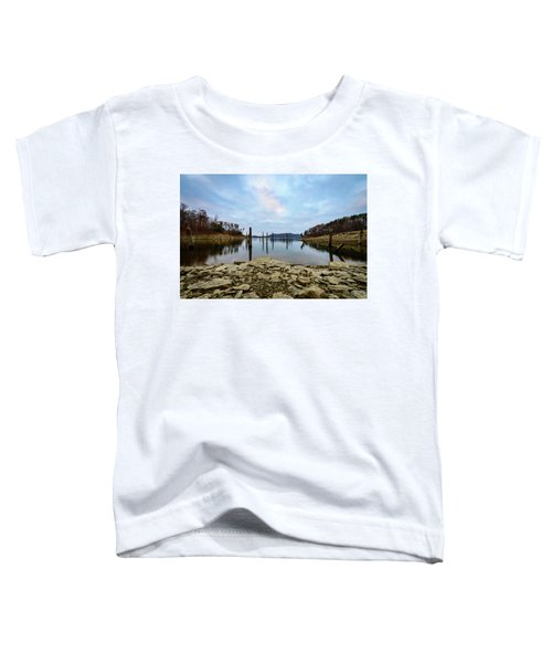 The Bottom Of The Lake Toddler T-Shirt