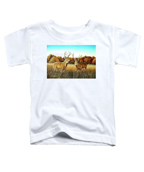 The Boys Toddler T-Shirt