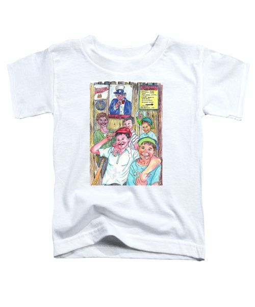 The Boys Of Spring Toddler T-Shirt