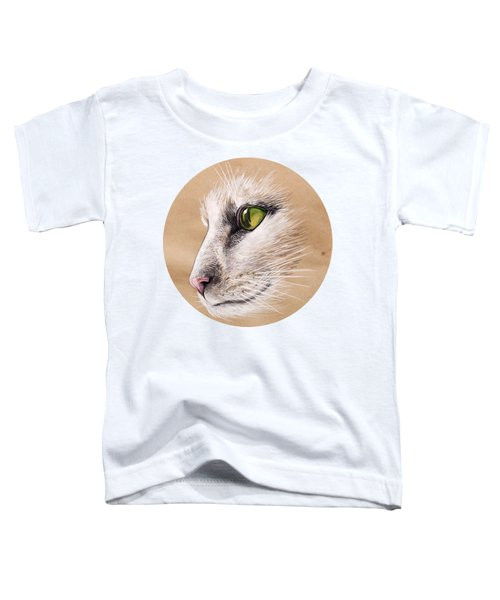 The Cat Toddler T-Shirt